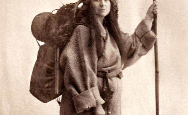 Alexandra Devis-Néel : une femme hors du commun
