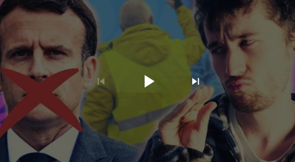 Macron, ta gueule !