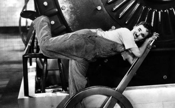 La vie selon Charlie Chaplin