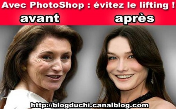 Vive le morphing !