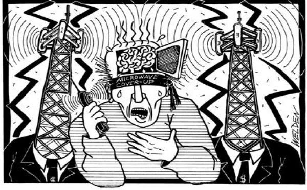 Le syndrome des micro ondes